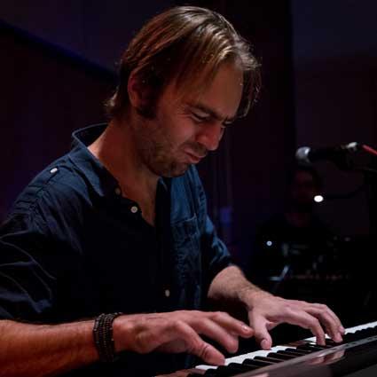 Jasper Blokzijl piano docent